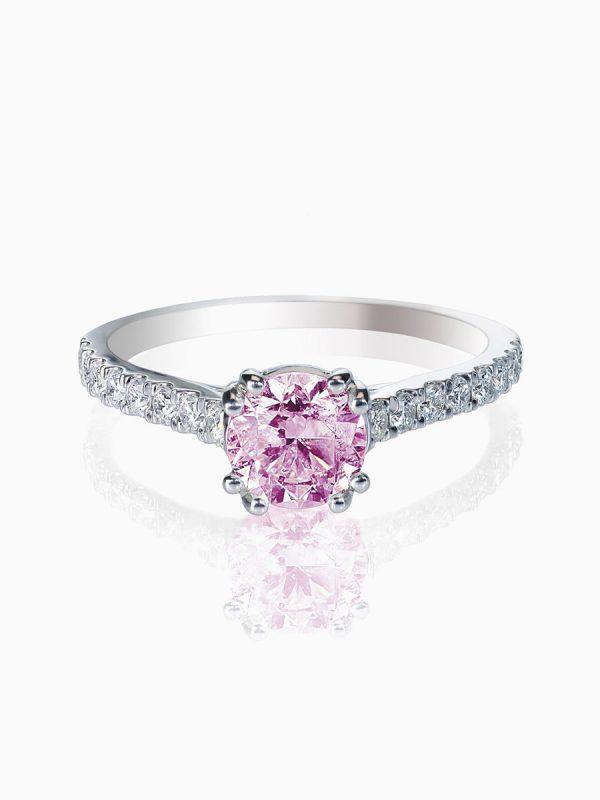 pink-diamond-engagement-wedding-ring-2F4H3JB